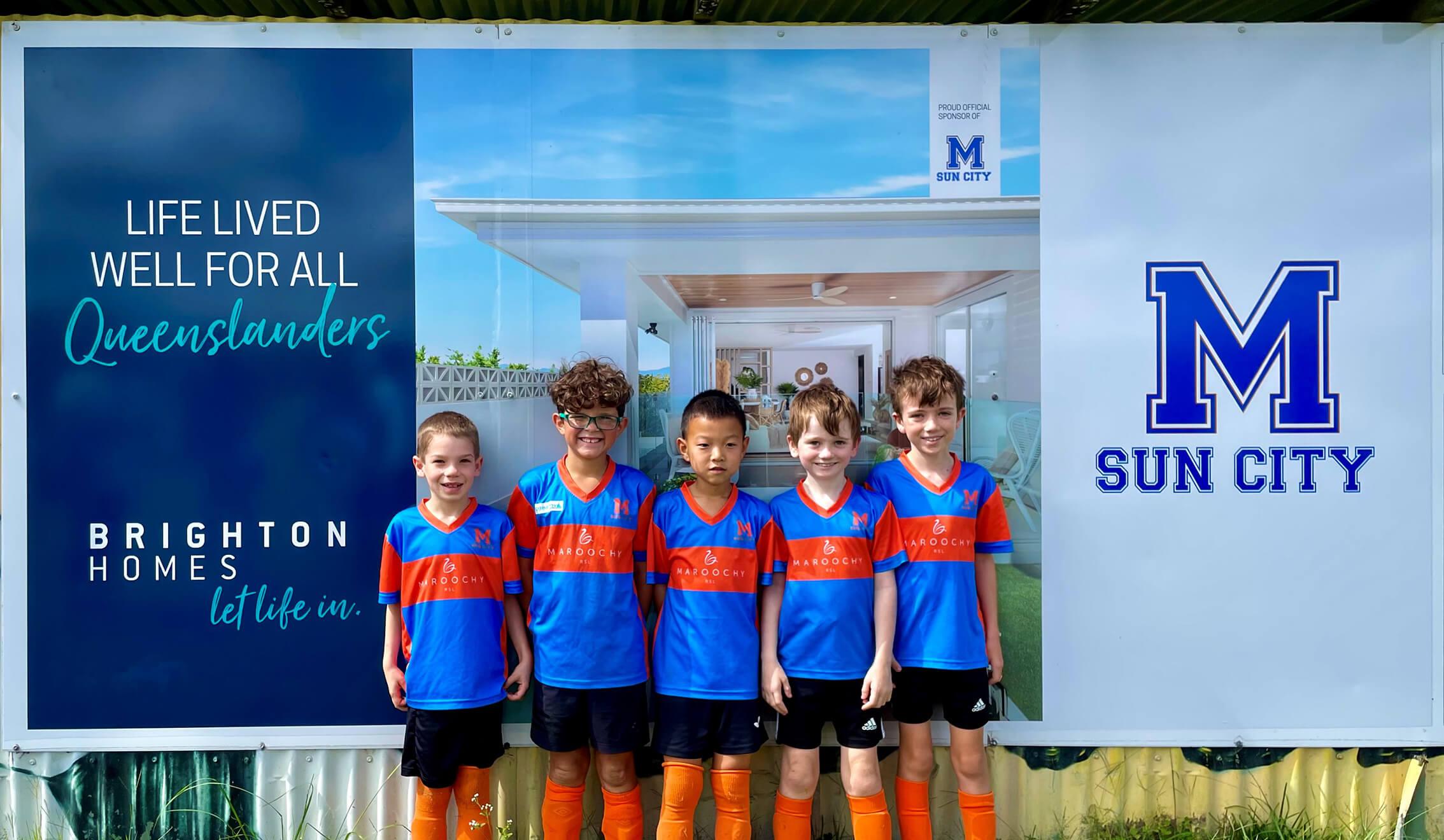 Mooloolaba SunCity Soccer Club