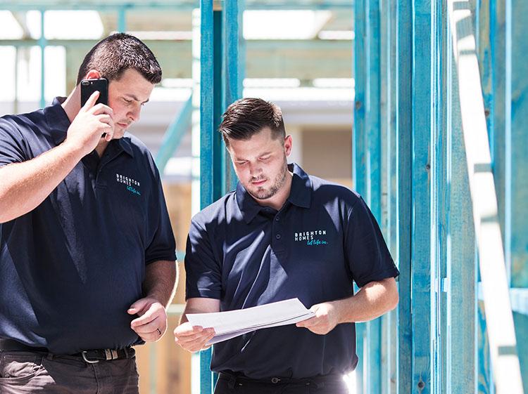 queensland home builder supervisors