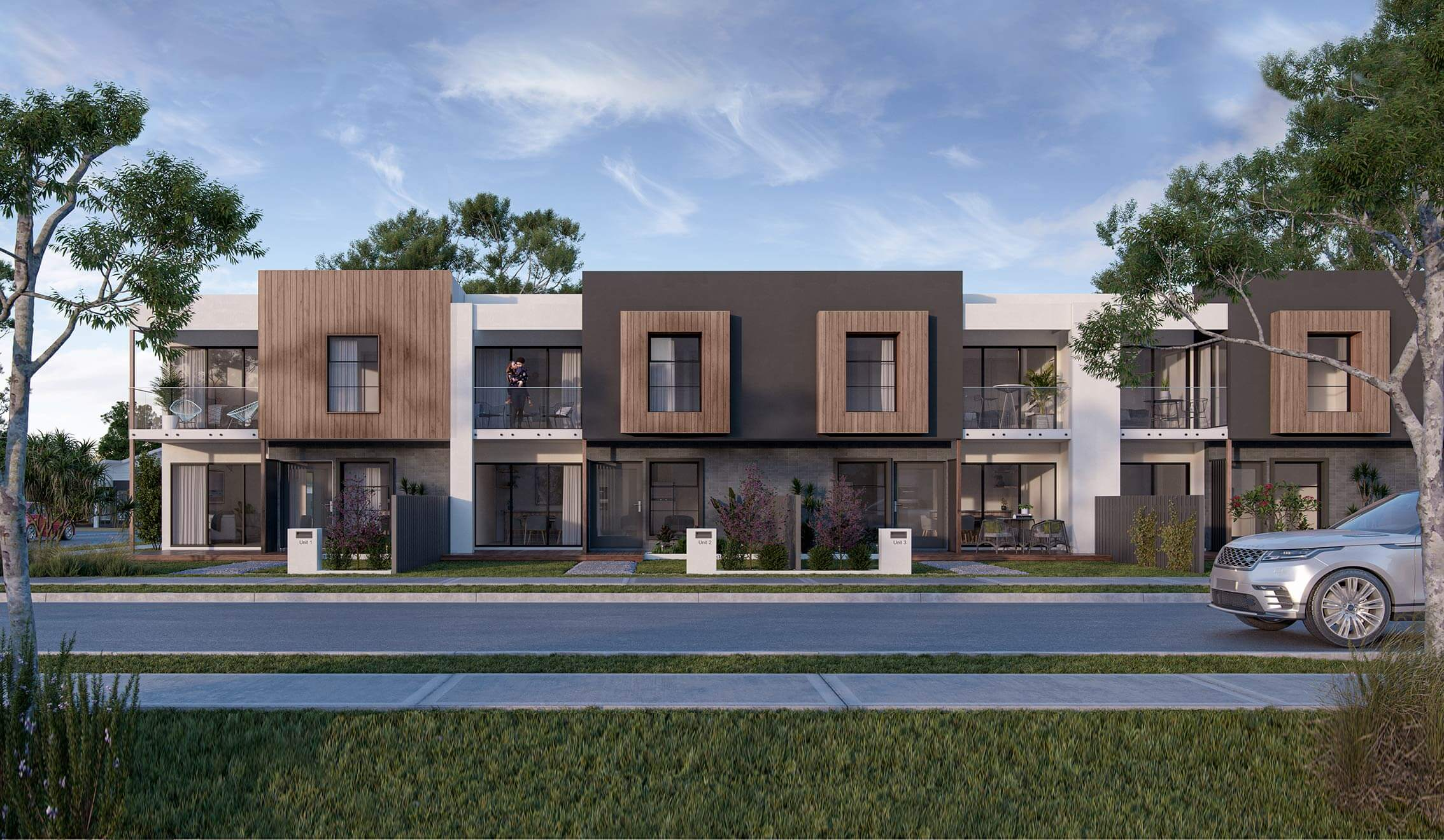 Terrace Town Homes